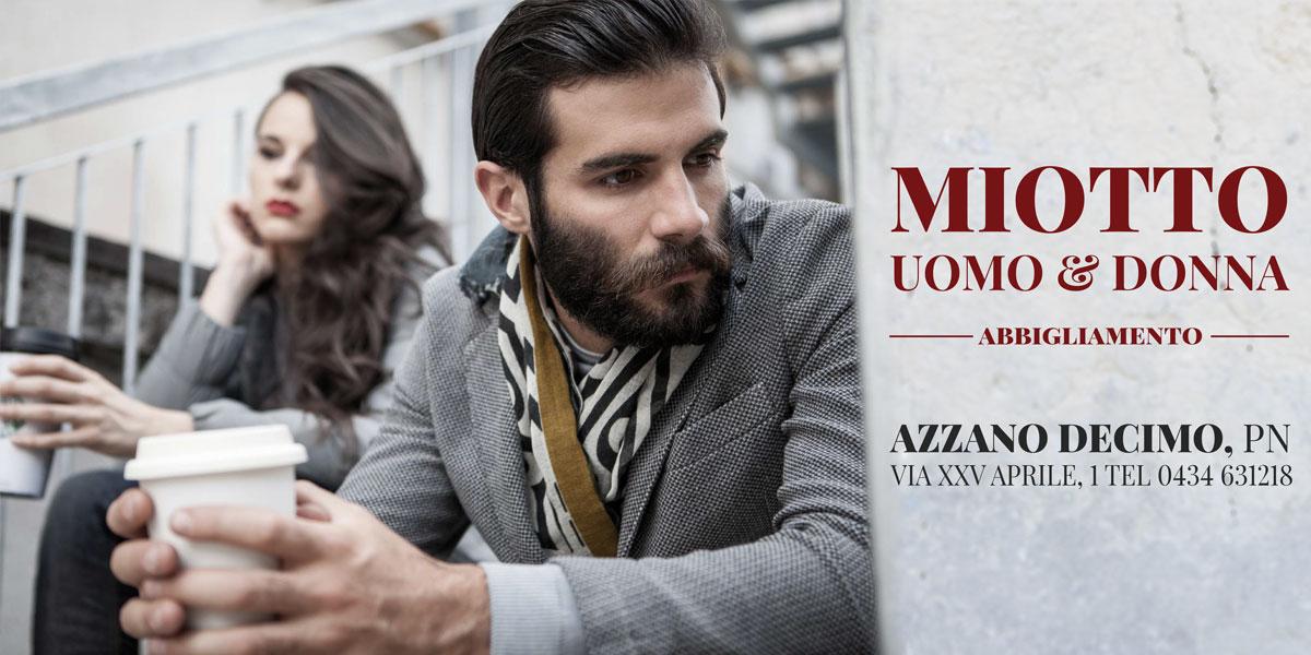 Convenzione Miotto Uomo & Donna Stileitaliano