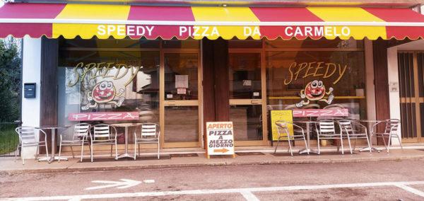 Convenzione Speedy Pizza di Carmelo Falconieri